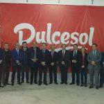 Visita del embajador de España en Argelia a nuestra planta industrial en Sig.