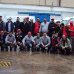 Equipo de ventas de Argel.