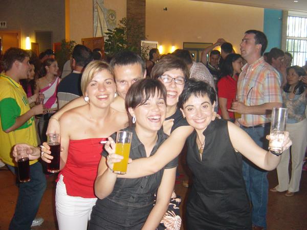 Comida de verano de Dulcesa 2004