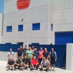 Equipo de ventas de la delegación de Valencia